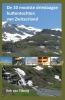 Rob van Tilburg ,De 10 mooiste driedaagse huttentochten van Zwitserland