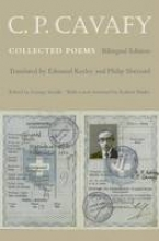 Cavafy, C. P. C. P. Cavafy - Collected Poems