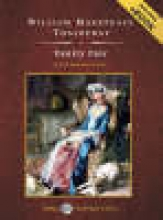 Thackeray, William Makepeace Vanity Fair [With eBook]