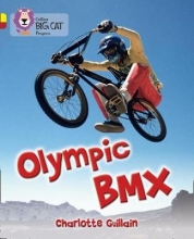 Charlotte Guillain Olympic BMX