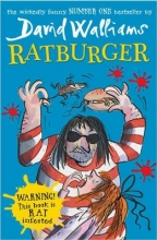 David Walliams Ratburger