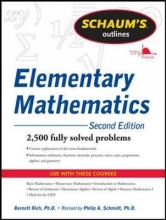 Schmidt, Philip Schaum`s Outline of Review of Elementary Mathematics, 2nd Edition