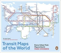 Mark Ovenden Transit Maps of the World