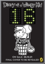 Jeff Kinney, Diary of a Wimpy Kid: Big Shot (Book 16)
