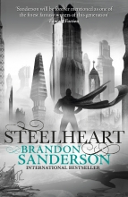 Brandon,Sanderson Steelheart