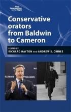 Richard Hayton,   Andrew Scott Crines,   Andrew Crines Conservative Orators
