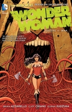 Azzarello, Brian Wonder Woman 4