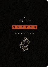 Sterling Publishing Company The Daily Sketch Journal (Black)