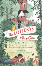 Emma,Donoghue Lotterys Plus One