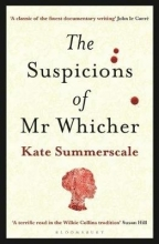 Kate Summerscale The Suspicions of Mr. Whicher