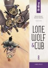 Koike, Kazuo Lone Wolf & Cub Omnibus 8