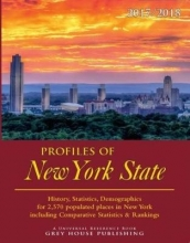 Grey House Publishing Profiles of New York State, 2017/2018