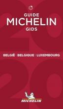 , *MICHELINGIDS BELGIE LUXEMBURG 2020