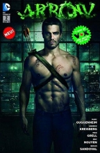 Guggenheim, Marc Arrow - Comic zur TV-Serie