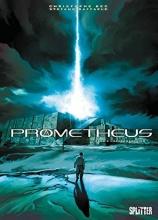 Bec, Christophe Prometheus 08. Nekromanteion