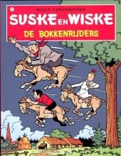 Willy  Vandersteen Suske en Wiske De bokkenrijders 136