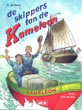 Dick Matena , De skippers fan de Kameleon