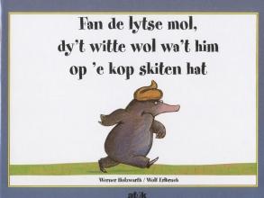 Holzwarth Fan de lytse mol dy`t witte wol