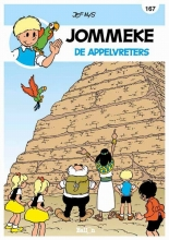 Nys,,Jef Jommeke 167