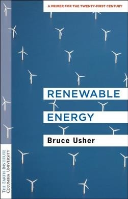 Professor Bruce Usher,Renewable Energy