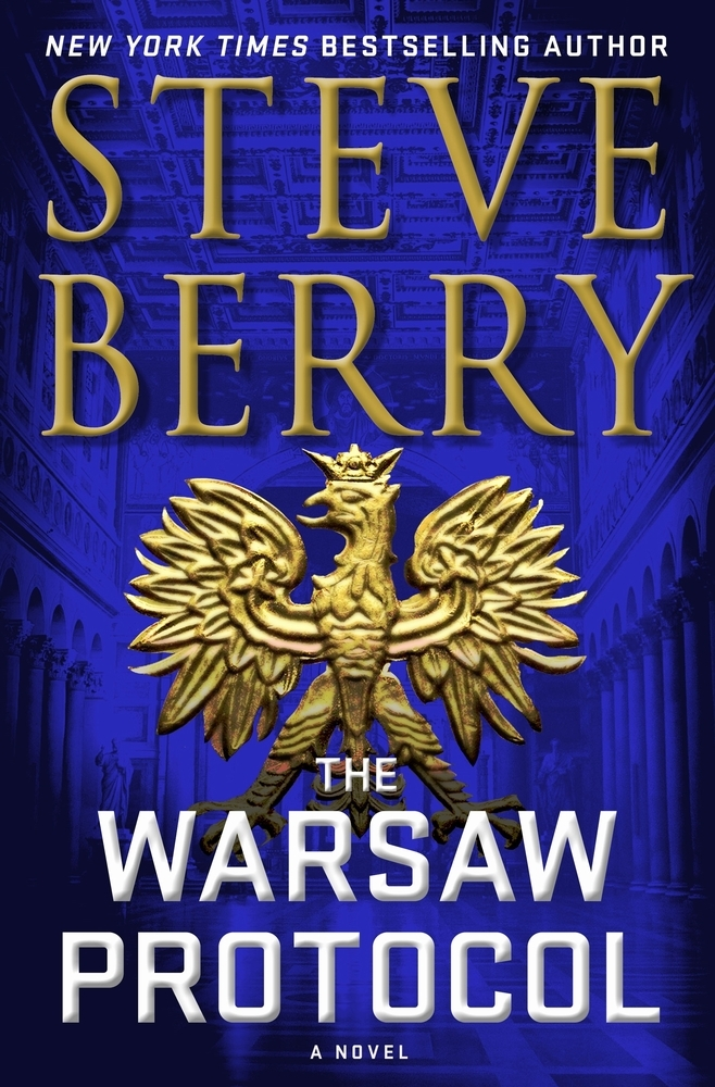 Steve Berry,The Warsaw Protocol