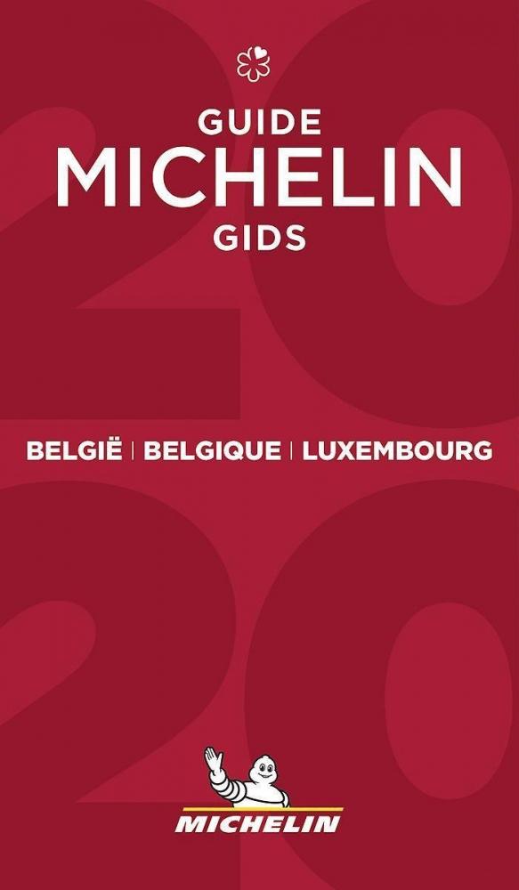 ,*MICHELINGIDS BELGIE LUXEMBURG 2020