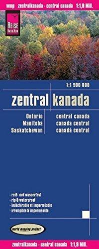 ,Zentralkanada 1 :1 900 000