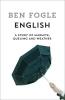 Fogle, Ben, English