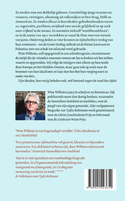 Wim Willems,De wereldwandelaars