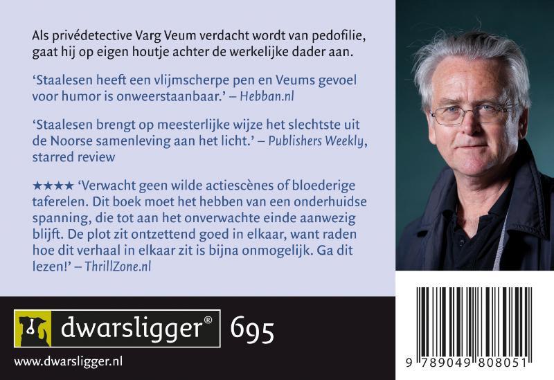 Gunnar Staalesen,Varg Veum. Laat de kinderen tot mij komen