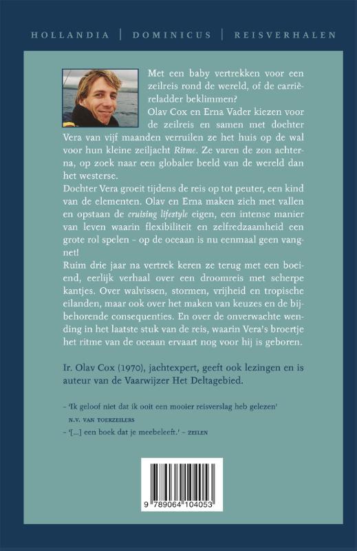 Olav Cox,Ritme van de oceaan