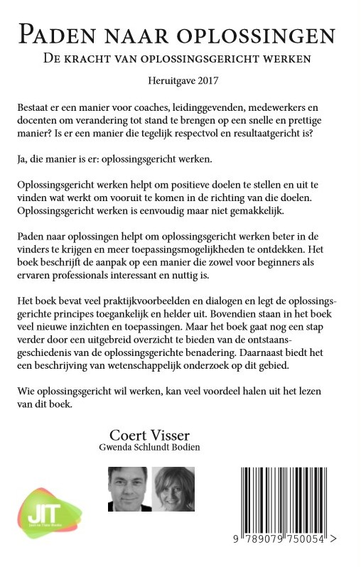Coert Visser, Gwenda Schlundt Bodien,Paden naar oplossingen
