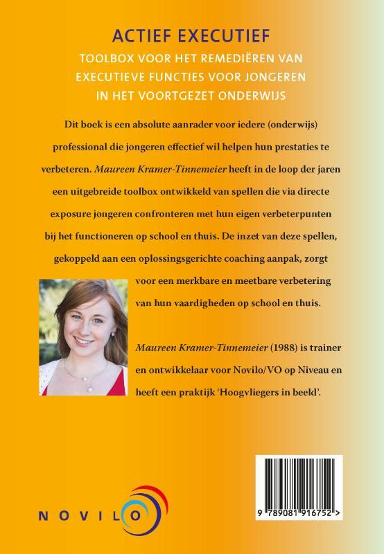 Maureen Kramer-Tinnemeier,Actief executief