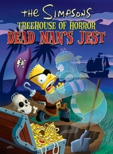 Groening, Matt The Simpsons Treehouse of Horror Dead Man`s Jest