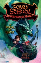 Derek the Ghost Scary School