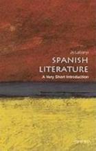 Labanyi, Jo Spanish Literature