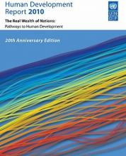 United Nations Human Development Report 2010