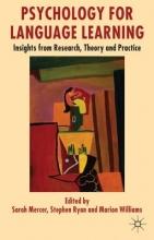 Mercer, Sarah Psychology for Language Learning