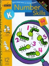 Golden Books Number Skills (Kindergarten)