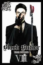 Toboso, Yana Black Butler 8