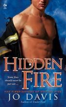 Davis, Jo Hidden Fire