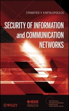 Kartalopoulos, Stamatios V. Security of Information and Communication Networks