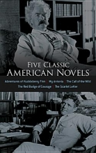 Dover Publications Inc Five Classic American Novels