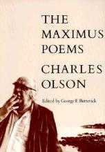 Olson, Charles The Maximus Poems