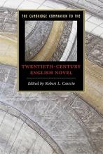 Caserio, Robert L Cambridge Companions to Literature