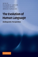Larson, Richard K. Approaches to the Evolution of Language