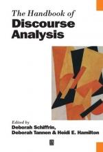 Schiffrin, Deborah The Handbook of Discourse Analysis