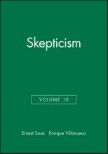 Sosa, Ernest Skepticism, Volume 10