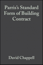 Chappell, David Parris`s Standard Form of Building Contract