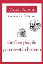 Albom, Mitch The Five People You Meet in Heaven
